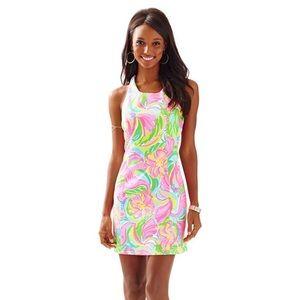 Lilly Pulitzer grayes shift dress